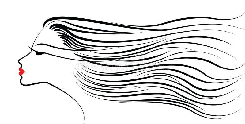 kosmetyczna fryzura