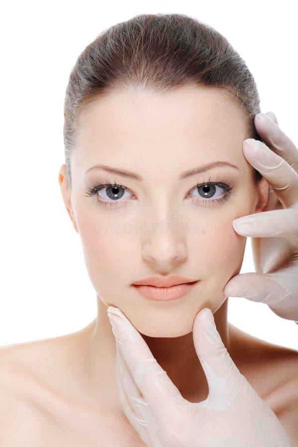 kosmetyczna medycyna zdjęcie stock