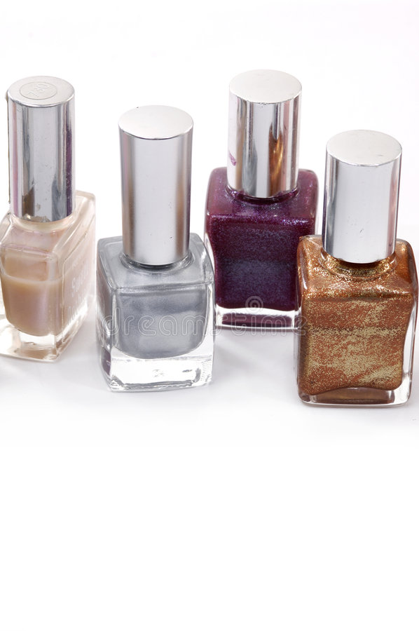 kosmetyczny set zdjęcie stock