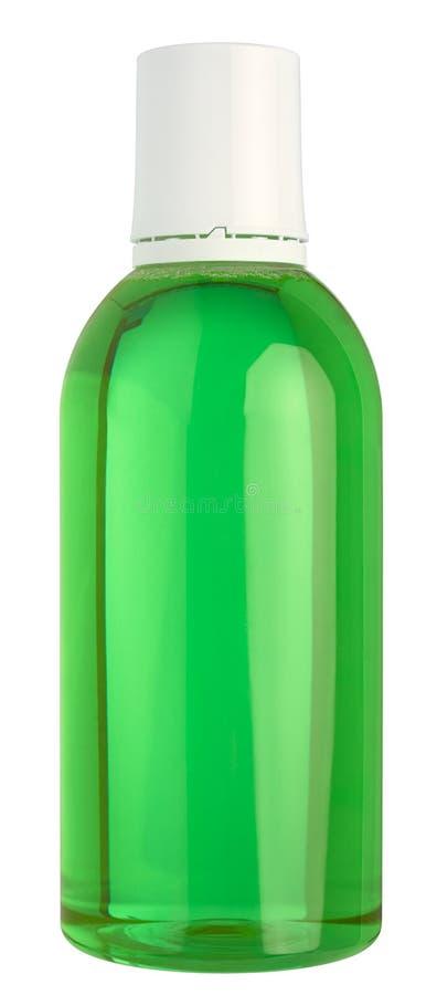 Kosmetyk butelka obraz stock