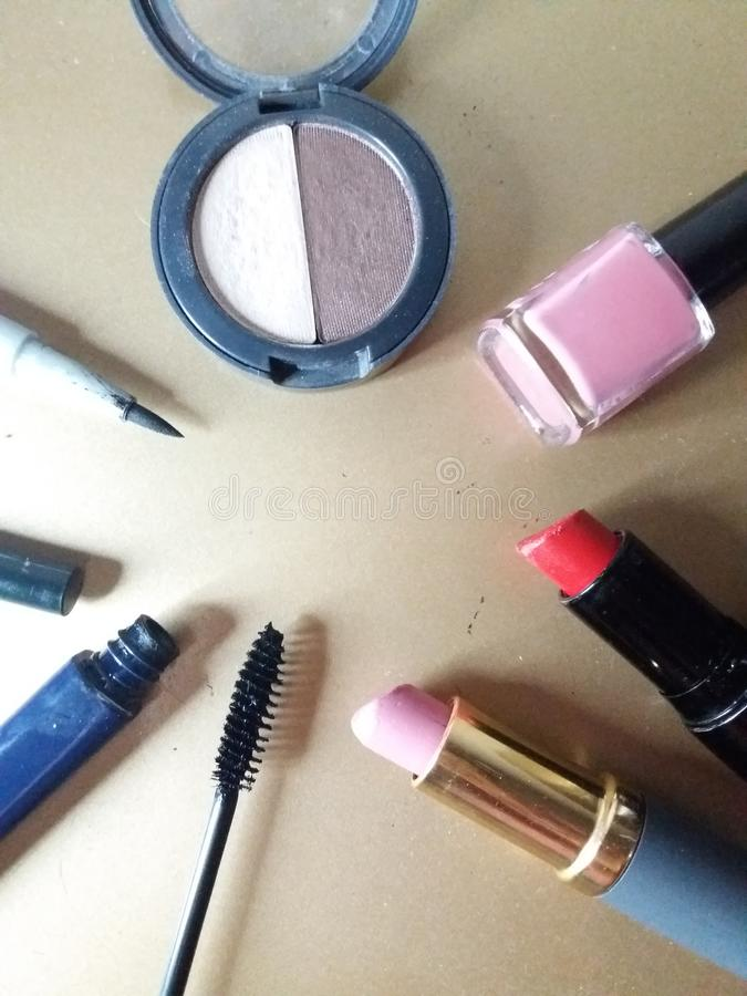 kosmetyk zdjęcia stock