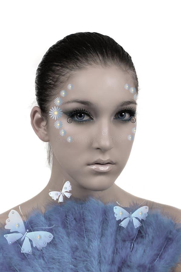 Download Kosmetyki zdjęcie stock. Obraz złożonej z makeup, cosmetologist - 8192978