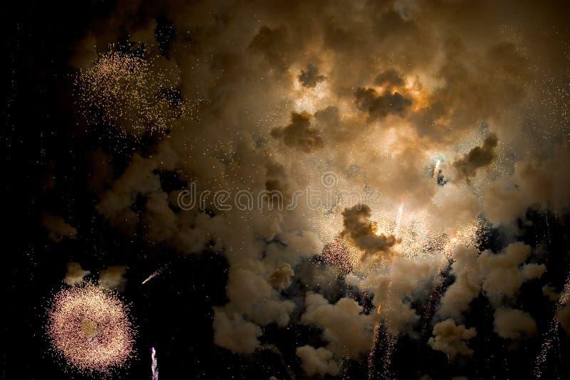 kosmiczny boom obraz royalty free