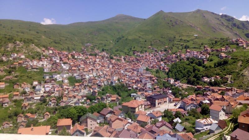 Kosovo lizenzfreies stockbild