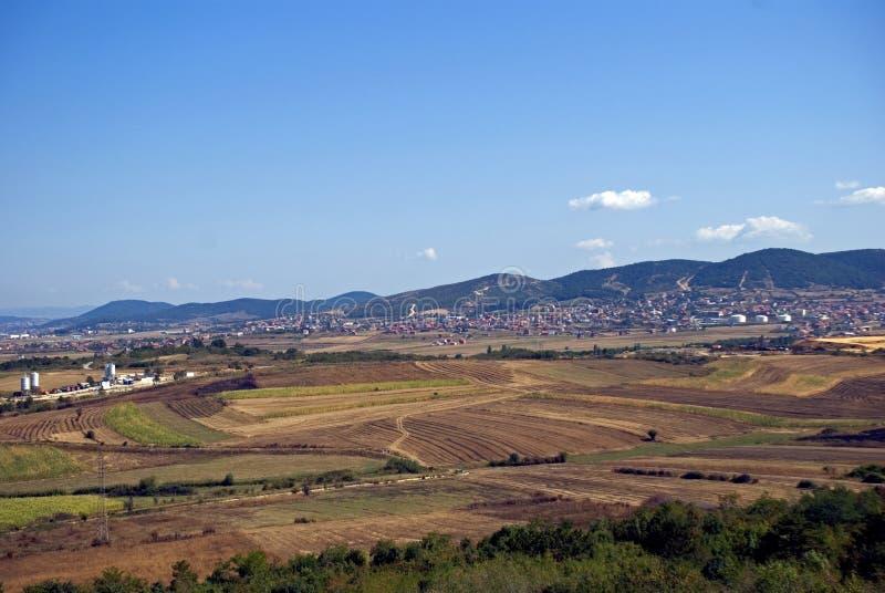 Kosovo Polje, Kosovo stockfotos