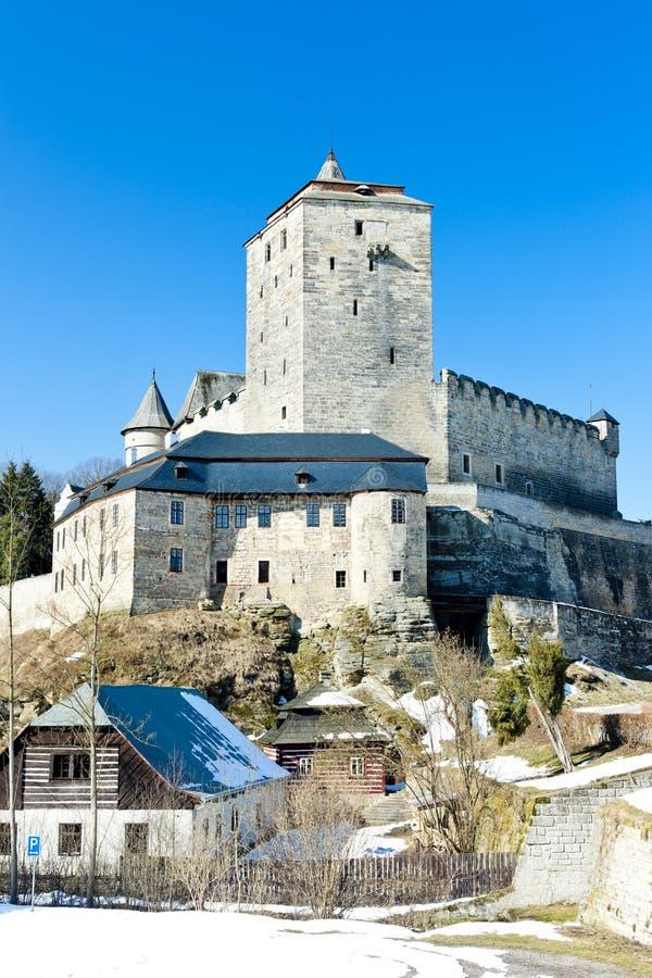 Kost Castle στοκ εικόνες
