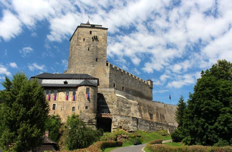 Kost Castle στοκ φωτογραφίες