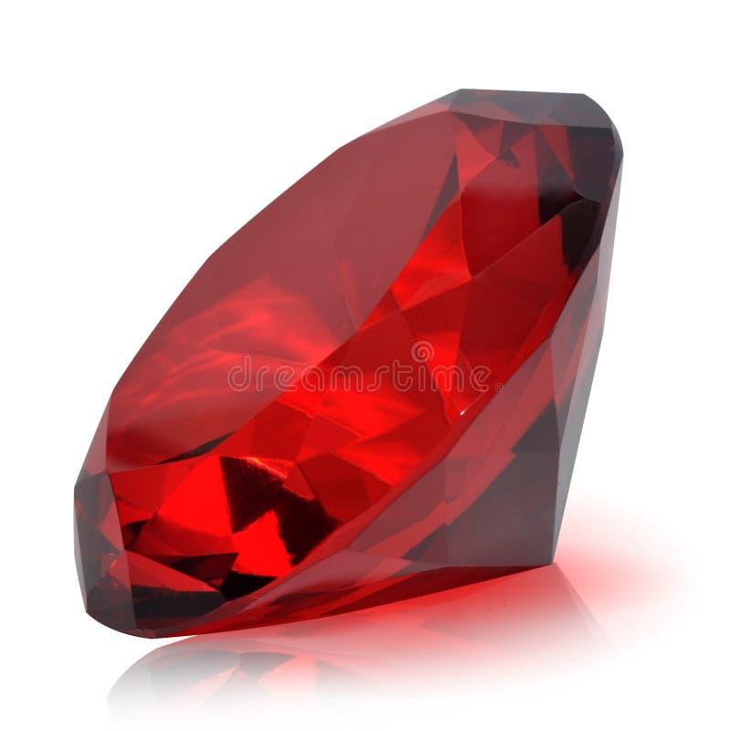 Kostbare diamant royalty-vrije stock foto's