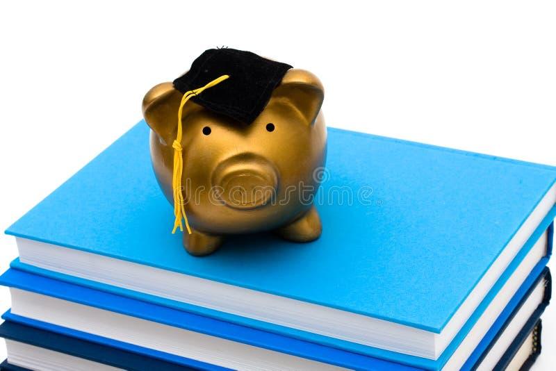 Kosten einer Ausbildung lizenzfreie stockfotos