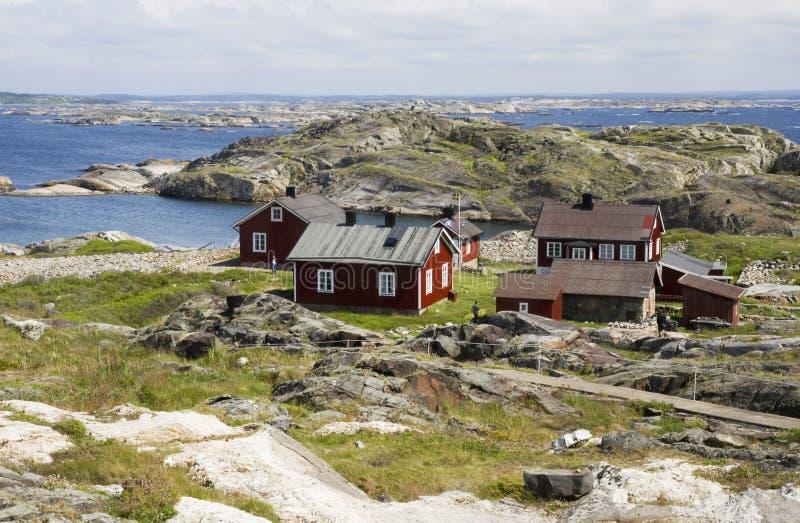 Kosterhavet park narodowy, Szwecja zdjęcie stock