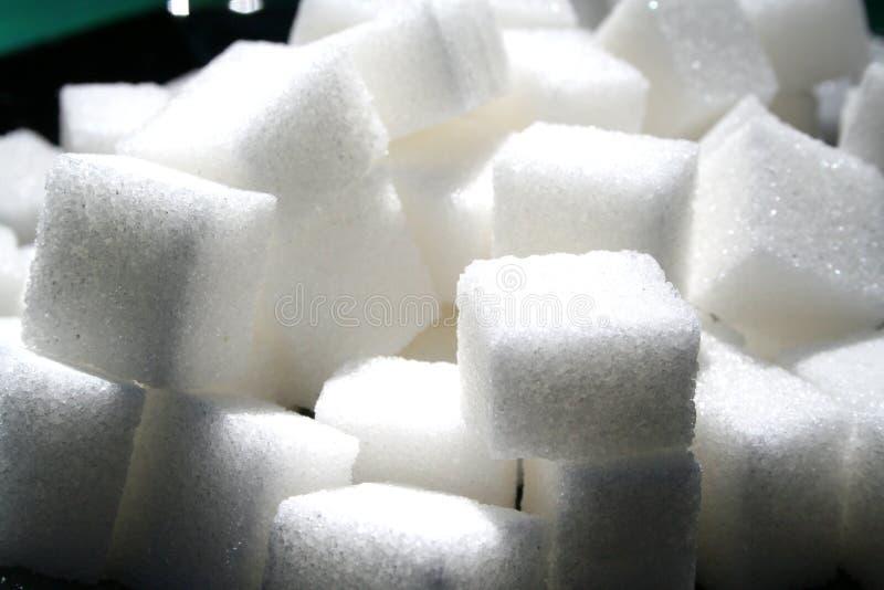 kostki cukru obraz stock