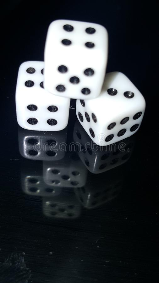 Kostki do gry - It& x27; s wszystko o czym zdjęcie royalty free