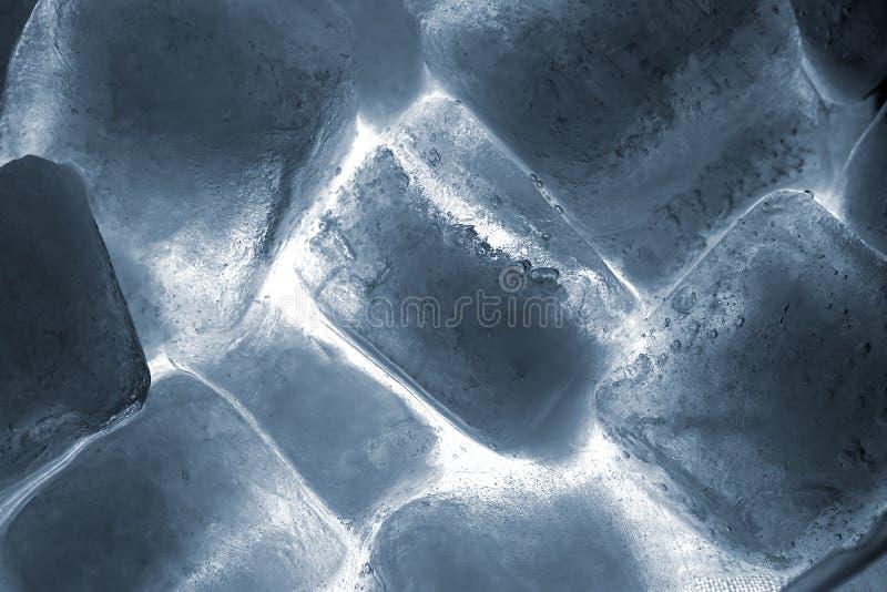 kostki lodu obrazy stock