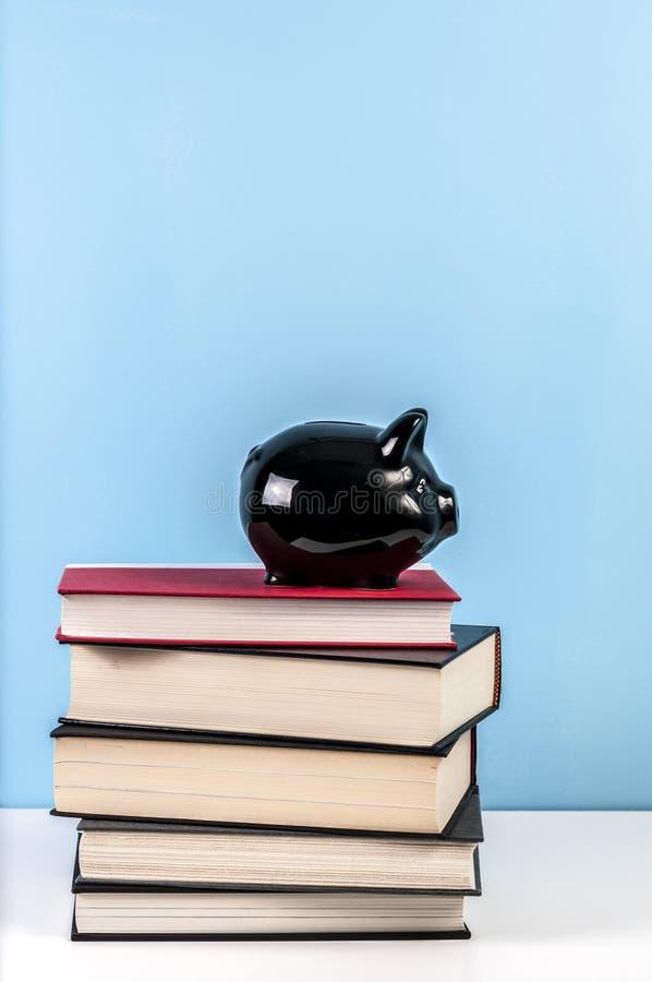 Kostnad av utbildning arkivbild