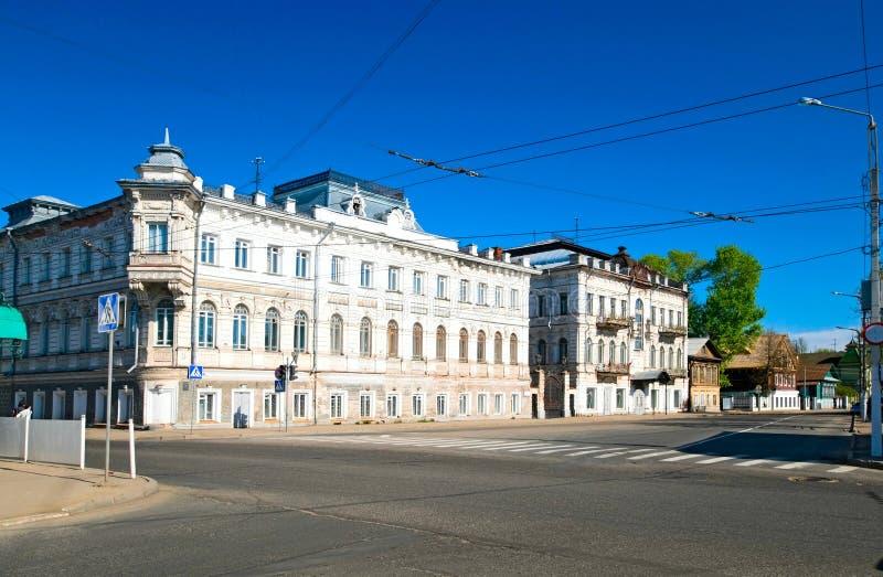 kostroma 免版税图库摄影