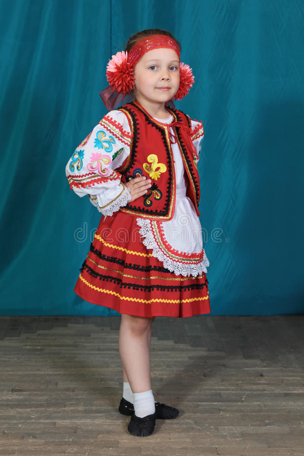 Kostuum royalty-vrije stock foto