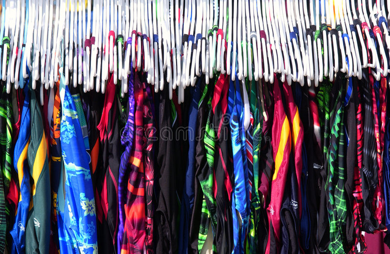 Download Kostuums stock afbeelding. Afbeelding bestaande uit strand - 1662531