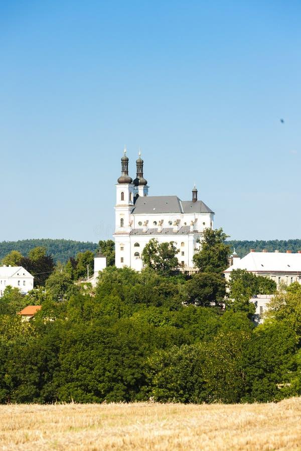 Kosumberk, République Tchèque photographie stock