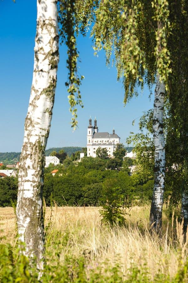 Kosumberk, République Tchèque images libres de droits