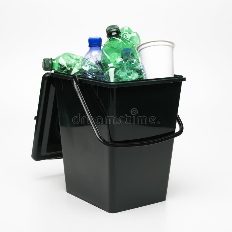 kosz ricycling zdjęcia stock