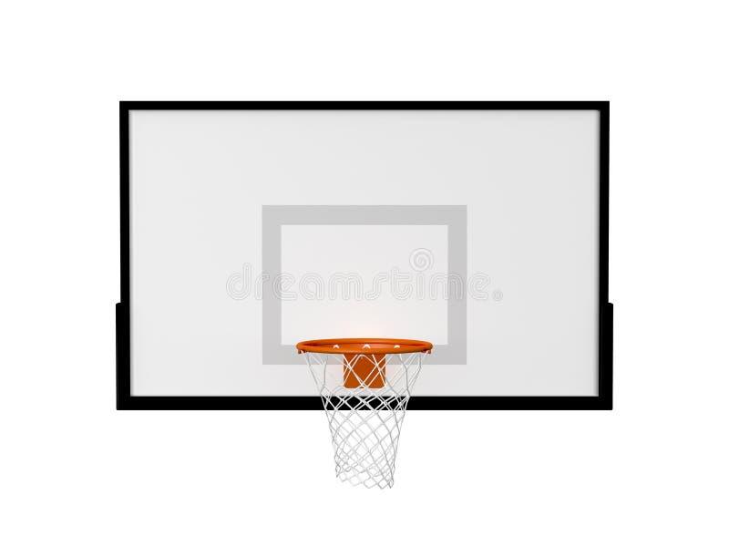 Koszykówka kosz ilustracji