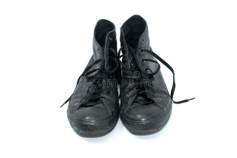 koszykówki pary buty zdjęcia stock