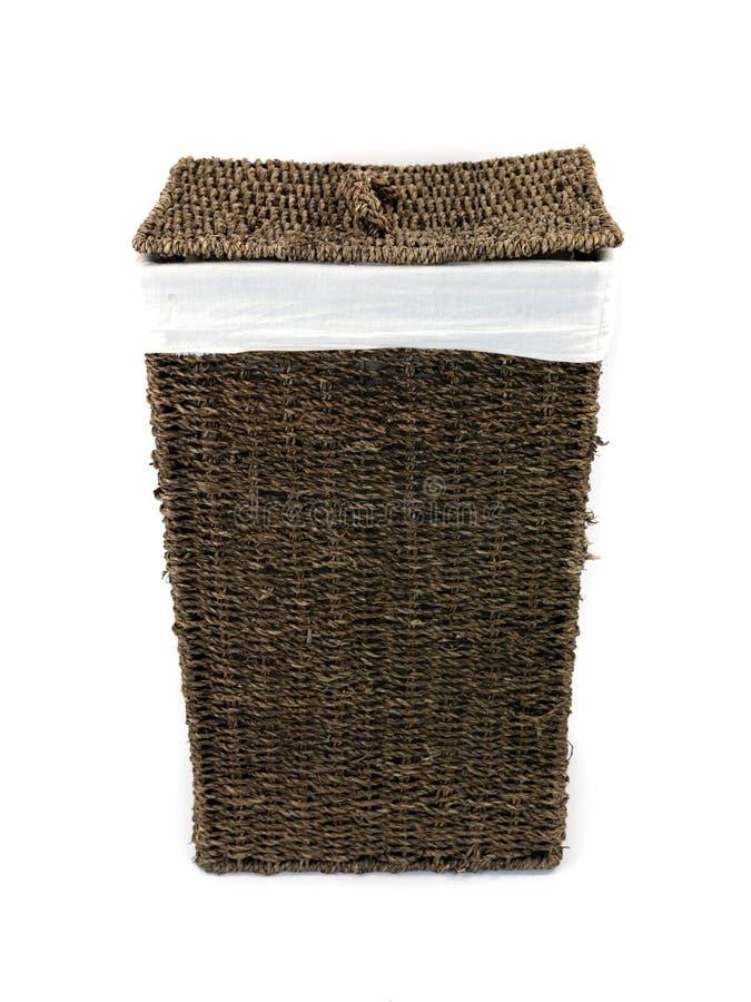 Download Koszykowa pralnia zdjęcie stock. Obraz złożonej z nikt - 13325924