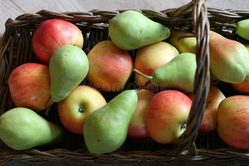 koszykowe owoców obraz royalty free