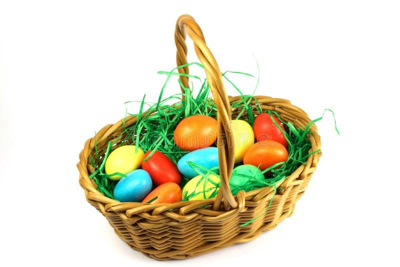 Download Koszykowi jajka obraz stock. Obraz złożonej z abstrakt - 13333085