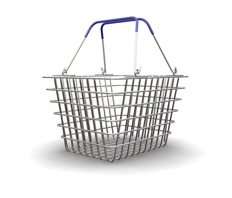 koszykowy zakupy royalty ilustracja