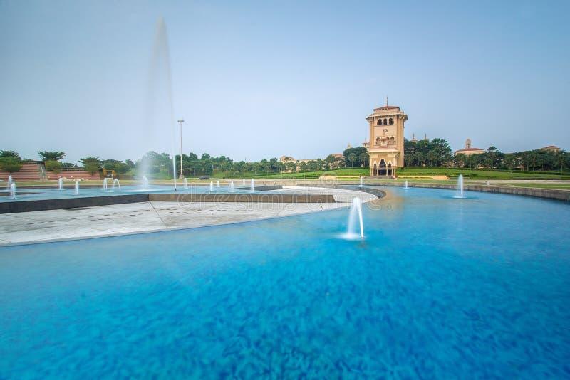 Kota iskandar в Джохоре Bahru стоковое изображение rf