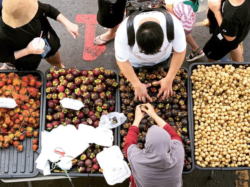 Kota Kinabalu Market foto de stock royalty free