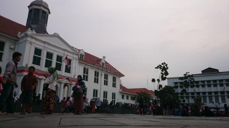 Kota Tua Τζακάρτα στοκ φωτογραφία