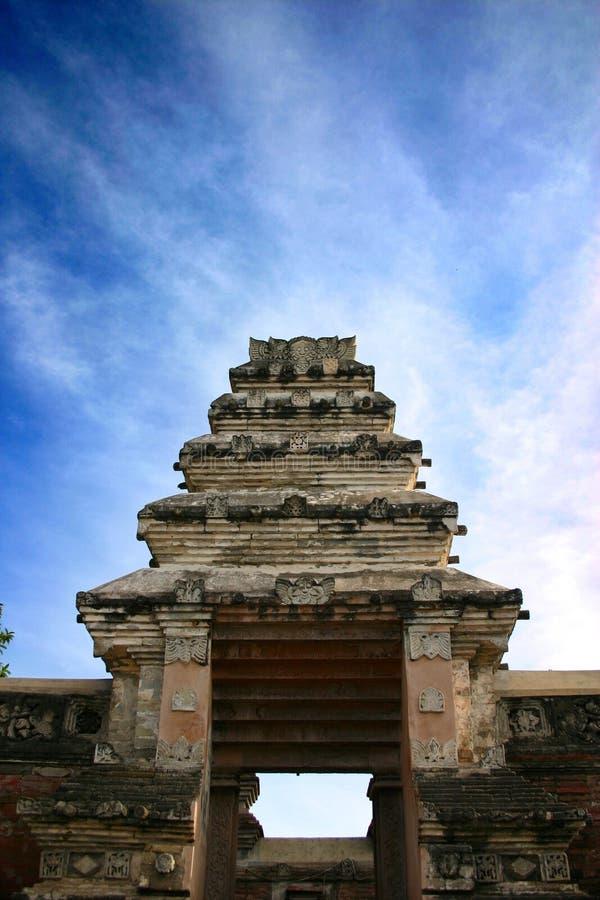Kotagede antiguo del edificio imagen de archivo libre de regalías