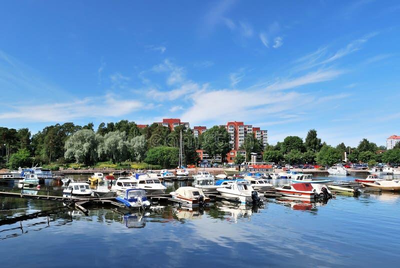 Kotka, Finland royalty free stock images