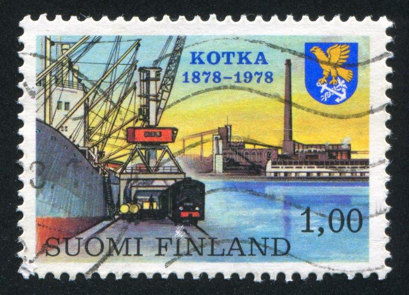 Kotka imagens de stock royalty free