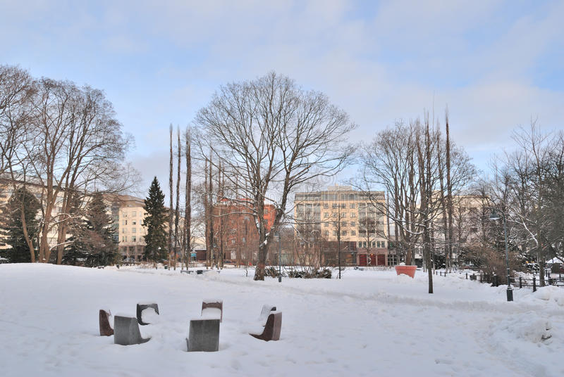 Download Kotka w zimie obraz stock. Obraz złożonej z podróż, śnieg - 28957223