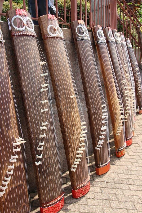 Koto Instruments Royalty Free Stock Image