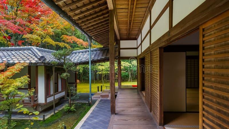 Koto-in tempio a Kyoto fotografia stock