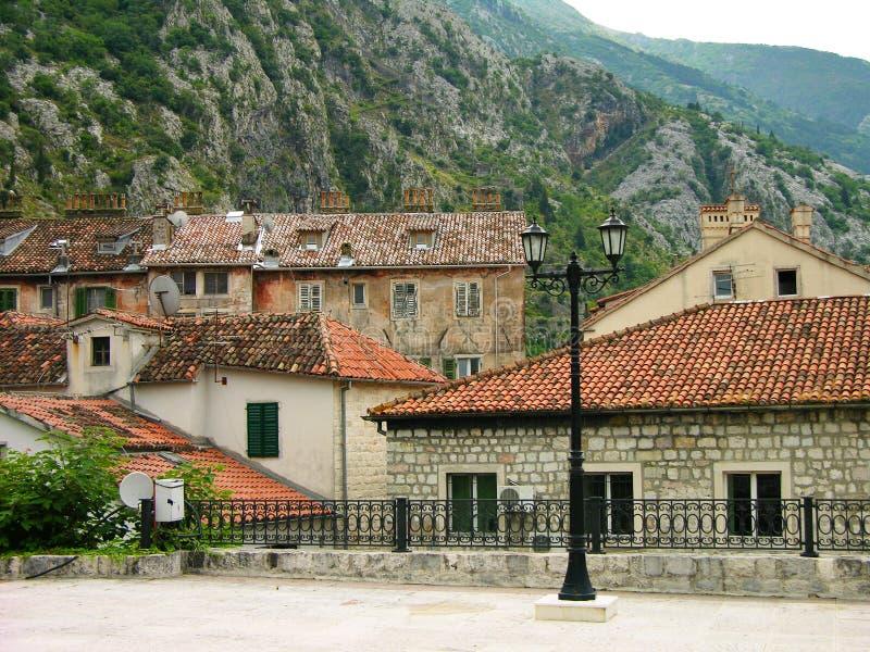 kotor Μαυροβούνιο στοκ φωτογραφία