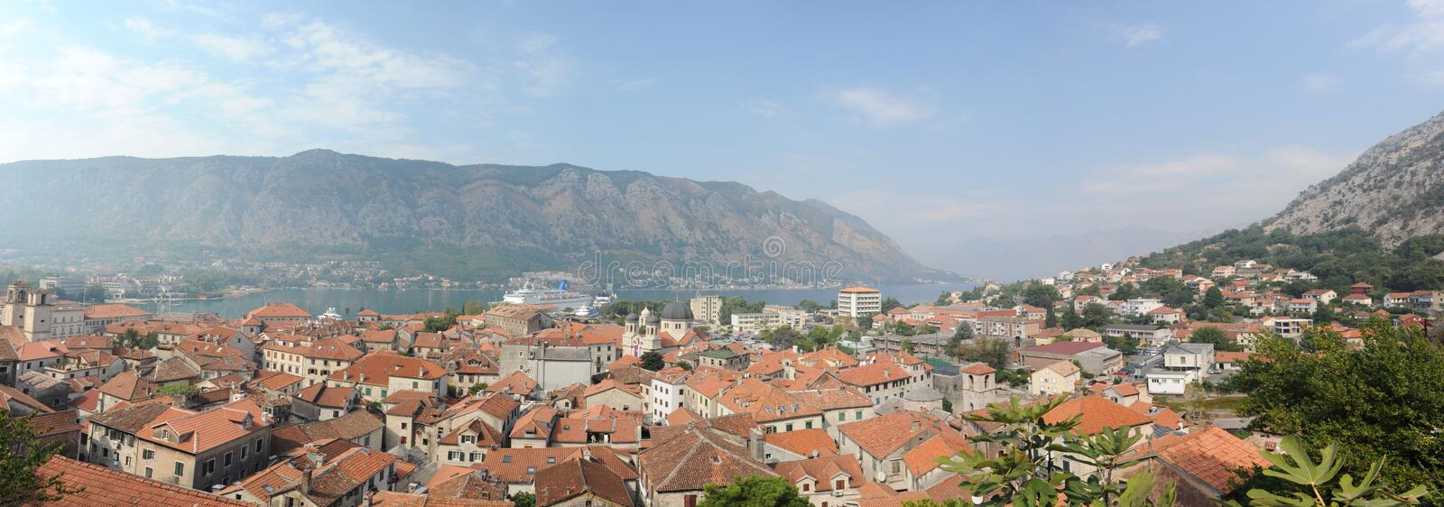Download Kotor stock photo. Image of gora, bright, blue, dobrota - 21348948