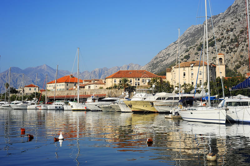 Kotor photographie stock