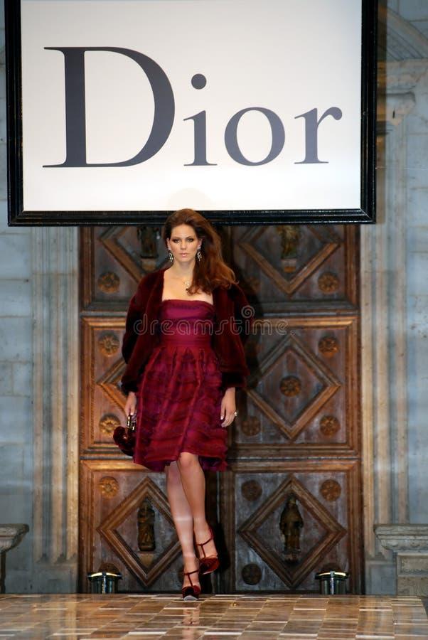 Kotor fashion week royalty free stock images