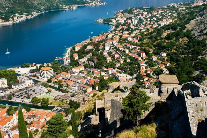 Kotor Montenegro imagens de stock royalty free