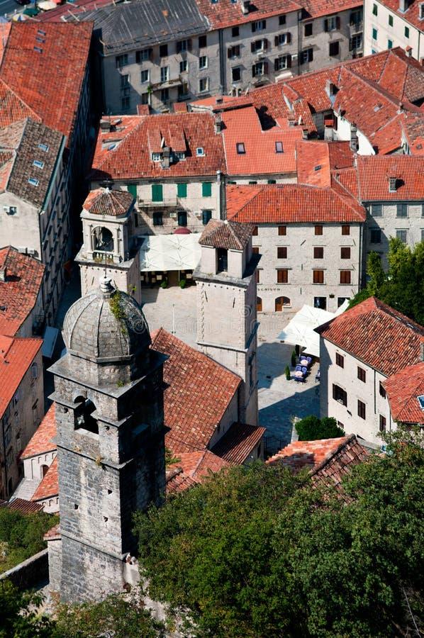 Kotor Montenegro fotos de stock
