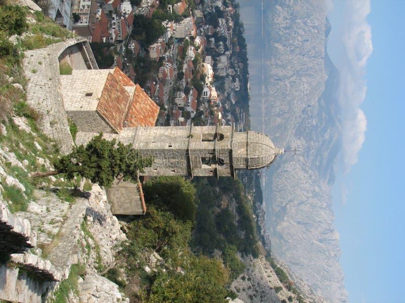Kotor - Montenegro stock image