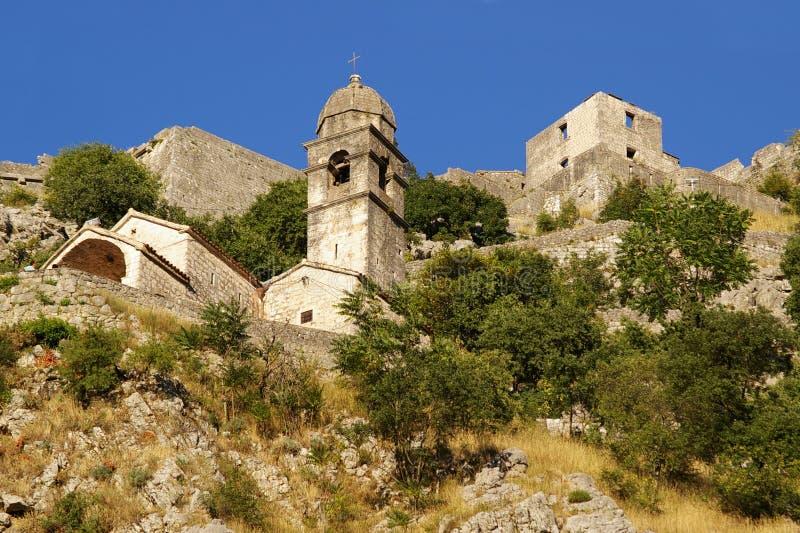 Kotor, Montenegro imagem de stock royalty free