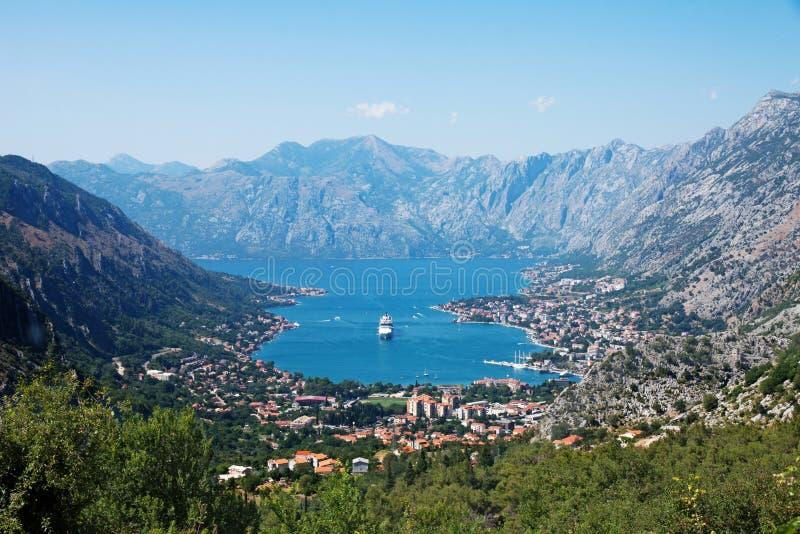 Kotor, Montenegro foto de archivo libre de regalías