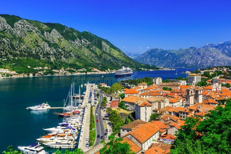 Kotor, Montenegro lizenzfreie stockfotografie