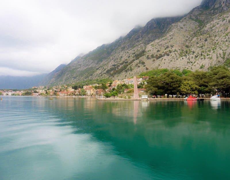 kotor montenegro стоковые фото